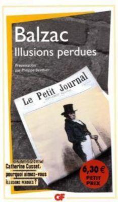 Illusions perdues, Honoré de Balzac