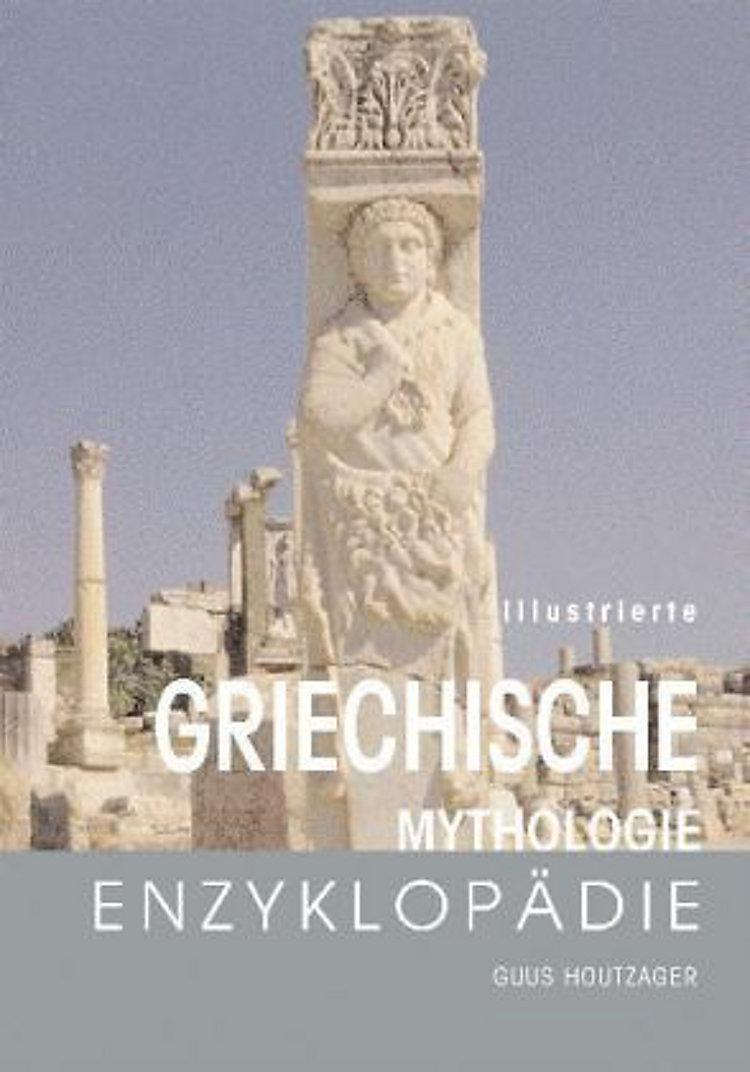 Illustrierte Griechische Mythologie Enzyklopädie Buch