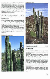 Illustrierte Kakteen-Enzyklopädie - Produktdetailbild 5