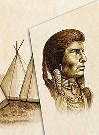 Illustriertes Notizbuch mit Indianerweisheiten - Produktdetailbild 1