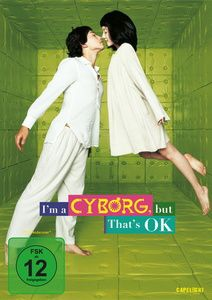 I'm a Cyborg, But That's OK, Park Chan-Wook