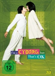 I'm a Cyborg, But That's OK Limited Collector's Edition, Chan-wook Park