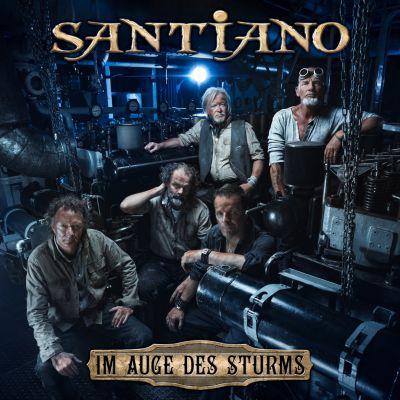 Im Auge des Sturms (Exklusive Edition mit Sticker), Santiano