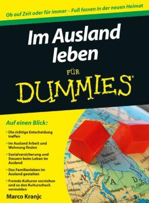 Im Ausland leben für Dummies, Marco Kranjc