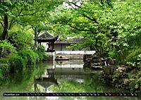 Im chinesischen Garten (Wandkalender 2019 DIN A2 quer) - Produktdetailbild 3