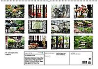 Im chinesischen Garten (Wandkalender 2019 DIN A2 quer) - Produktdetailbild 13