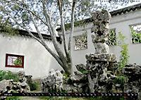 Im chinesischen Garten (Wandkalender 2019 DIN A2 quer) - Produktdetailbild 7