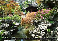 Im chinesischen Garten (Wandkalender 2019 DIN A3 quer) - Produktdetailbild 1