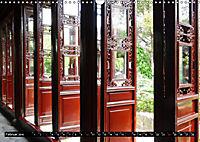 Im chinesischen Garten (Wandkalender 2019 DIN A3 quer) - Produktdetailbild 2