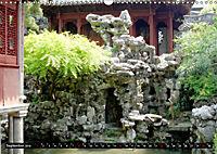 Im chinesischen Garten (Wandkalender 2019 DIN A3 quer) - Produktdetailbild 9