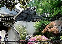 Im chinesischen Garten (Wandkalender 2019 DIN A3 quer) - Produktdetailbild 5