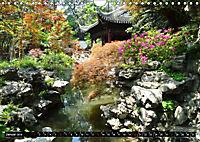 Im chinesischen Garten (Wandkalender 2019 DIN A4 quer) - Produktdetailbild 1
