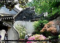 Im chinesischen Garten (Wandkalender 2019 DIN A4 quer) - Produktdetailbild 5