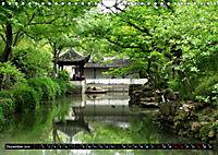 Im chinesischen Garten (Wandkalender 2019 DIN A4 quer) - Produktdetailbild 12