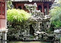 Im chinesischen Garten (Wandkalender 2019 DIN A4 quer) - Produktdetailbild 9