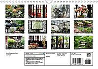 Im chinesischen Garten (Wandkalender 2019 DIN A4 quer) - Produktdetailbild 13