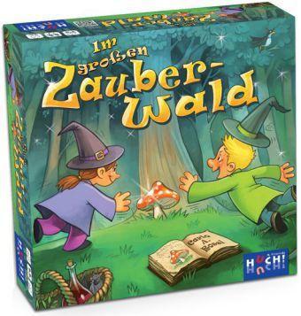 Im großen Zauberwald (Kinderspiel)