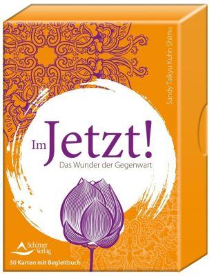 Im Jetzt!, m. Meditationskarten, Sandy Taikyu Kuhn Shimu