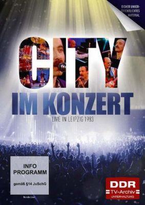 Im Konzert: City 1983, City