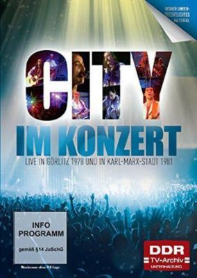 Im Konzert: City, Im Konzert: City