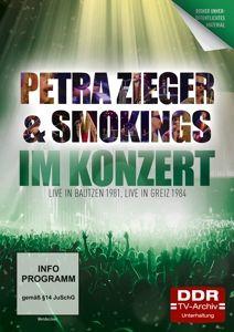 Im Konzert: Petra Zieger & Smokings, Petra Zieger