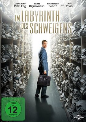 Im Labyrinth des Schweigens, Alexander Fehling, Andre Szymanski