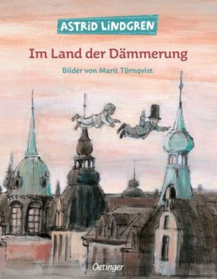 Im Land der Dämmerung, Astrid Lindgren, Marit Törnqvist