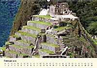 Im Land der Inka (Wandkalender 2018 DIN A2 quer) - Produktdetailbild 2
