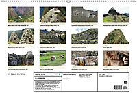 Im Land der Inka (Wandkalender 2018 DIN A2 quer) - Produktdetailbild 13
