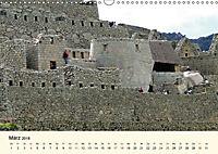 Im Land der Inka (Wandkalender 2018 DIN A3 quer) - Produktdetailbild 3