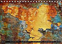 Im Lauf der Zeit - Bilder aus Rost (Tischkalender 2019 DIN A5 quer) - Produktdetailbild 7