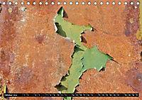Im Lauf der Zeit - Bilder aus Rost (Tischkalender 2019 DIN A5 quer) - Produktdetailbild 10
