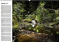Im Licht der Nacht - Baden Baden Geroldsau (Wandkalender 2019 DIN A2 quer) - Produktdetailbild 1
