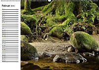 Im Licht der Nacht - Baden Baden Geroldsau (Wandkalender 2019 DIN A2 quer) - Produktdetailbild 2