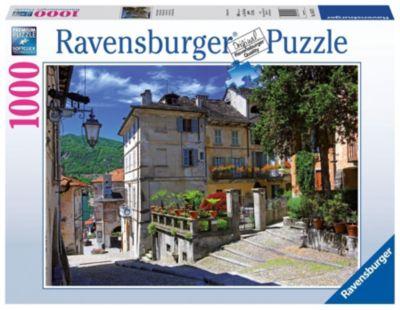 Im Piemont, Italien. Puzzle 1000 Teile