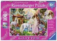 Puzzle 100 Teile XXL Spiel Deutsch 2018 Versammlung der Tiere Geduldspiel