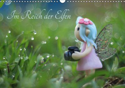 Im Reich der Elfen (Wandkalender 2019 DIN A3 quer), Judith Doberstein