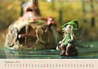 Im Reich der Elfen (Wandkalender 2019 DIN A3 quer) - Produktdetailbild 9