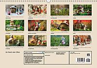 Im Reich der Elfen (Wandkalender 2019 DIN A3 quer) - Produktdetailbild 13