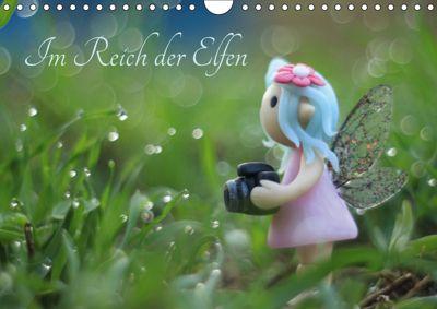 Im Reich der Elfen (Wandkalender 2019 DIN A4 quer), Judith Doberstein