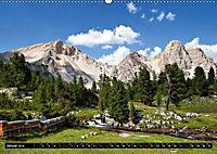 Im Reich der Fanes - Sagenwelt der Dolomiten (Wandkalender 2019 DIN A2 quer) - Produktdetailbild 10