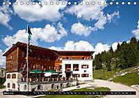 Im Reich der Fanes - Sagenwelt der Dolomiten (Tischkalender 2019 DIN A5 quer) - Produktdetailbild 3