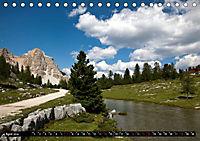 Im Reich der Fanes - Sagenwelt der Dolomiten (Tischkalender 2019 DIN A5 quer) - Produktdetailbild 4