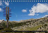 Im Reich der Fanes - Sagenwelt der Dolomiten (Tischkalender 2019 DIN A5 quer) - Produktdetailbild 2