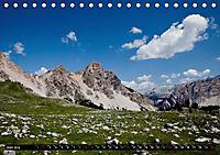 Im Reich der Fanes - Sagenwelt der Dolomiten (Tischkalender 2019 DIN A5 quer) - Produktdetailbild 6