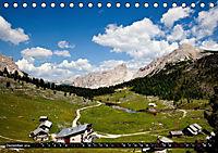 Im Reich der Fanes - Sagenwelt der Dolomiten (Tischkalender 2019 DIN A5 quer) - Produktdetailbild 12