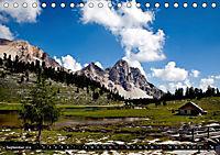 Im Reich der Fanes - Sagenwelt der Dolomiten (Tischkalender 2019 DIN A5 quer) - Produktdetailbild 9
