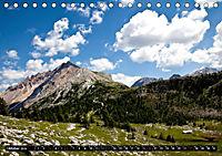 Im Reich der Fanes - Sagenwelt der Dolomiten (Tischkalender 2019 DIN A5 quer) - Produktdetailbild 10