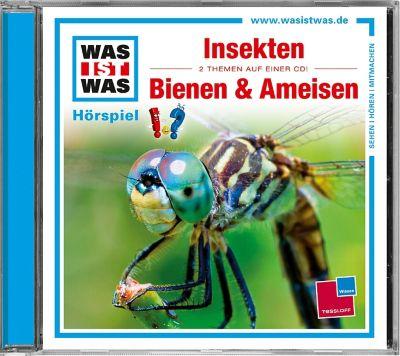 Im Reich der Insekten/ Bienen und Ameisen, 1 Audio-CD, Kurt Haderer