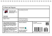 Im Reich der Pinguine (Tischkalender 2019 DIN A5 quer) - Produktdetailbild 13